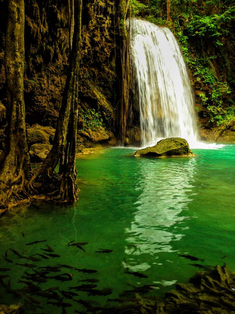 Erewan Falls Thailand