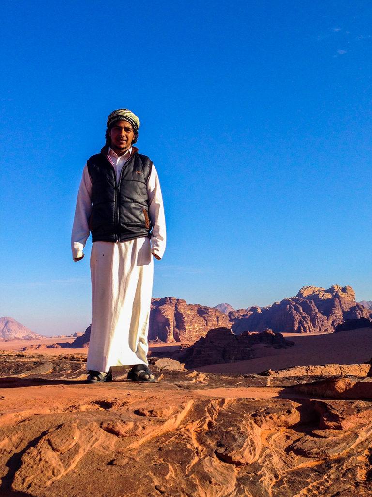 Bedouin Wadi Rum Jordan